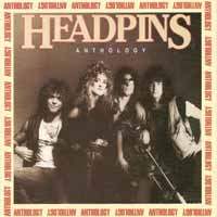 [The Headpins Anthology Album Cover]