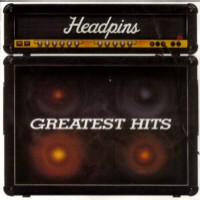[The Headpins Greatest Hits Album Cover]