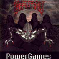 Headstone Epitaph Power Games Album Cover