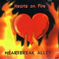 [Heartbreak Alley Hearts on Fire Album Cover]