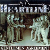 [Heartline Gentlemen Agreement Album Cover]