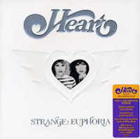 [Heart Strange Euphoria Album Cover]