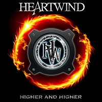Heartwind Higher and Higher Album Cover