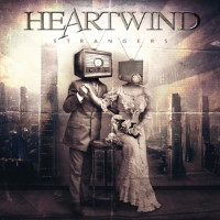 Heartwind Strangers Album Cover