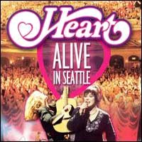 [Heart Alive In Seattle Album Cover]