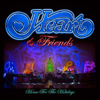 Heart Home For The Holidays Album Cover