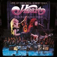 [Heart Live At The Royal Albert Hall With The Royal Philharmonic Orchestra Album Cover]