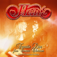 [Heart Fanatic Live From Caesar's Colosseum Album Cover]