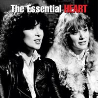 [Heart The Essential Heart Album Cover]