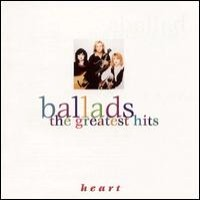 [Heart Ballads - The Greatest Hits Album Cover]