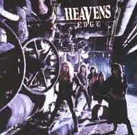 [Heaven's Edge Heaven's Edge Album Cover]
