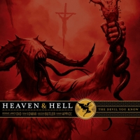 [Heaven and Hell The Devil You Know Album Cover]