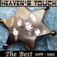[Heaven's Touch The Best 1988-1995 Album Cover]