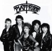 [Plattform Heavy-Braut (1983-1989) Album Cover]