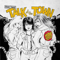 [Heavy Tiger Talk Of The Town  Album Cover]