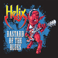 [Helix Bastard of the Blues Album Cover]