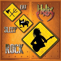 Helix Eat Sleep Rock Album Cover