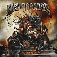 Helldorados Lessons in Decay Album Cover