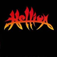 [Hellion Hellion Album Cover]