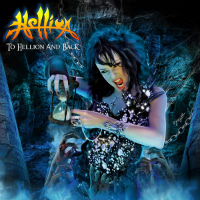 [Hellion To Hellion And Back Album Cover]
