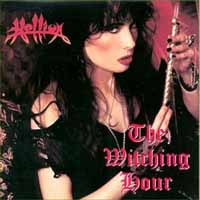 [Hellion The Witching Hour Album Cover]