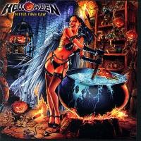 [Helloween Better Than Raw Album Cover]