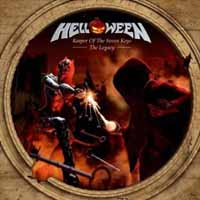 [Helloween Keeper Of The Seven Keys - The Legacy Album Cover]