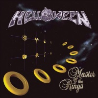 [Helloween Master of the Rings Album Cover]