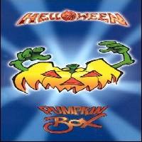 [Helloween Pumpkin Box Album Cover]