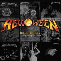 [Helloween Ride The Sky: The Very Best of 1985-1998 Album Cover]
