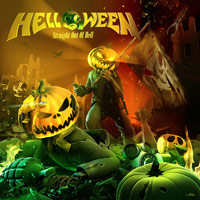 [Helloween Straight Out Of Hell Album Cover]