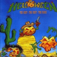 [Helloween The Best, The Rest, The Rare Album Cover]