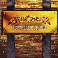 [Helloween Treasure Chest Album Cover]