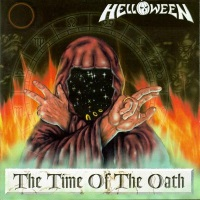 [Helloween The Time of the Oath Album Cover]