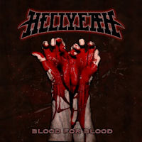 [HellYeah Blood For Blood Album Cover]