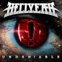 [HellYeah Undeniable Album Cover]
