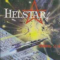 Helstar Burning Star Album Cover