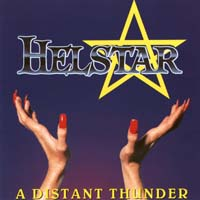 [Helstar A Distant Thunder Album Cover]