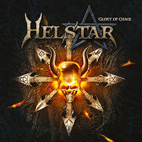 [Helstar Glory Of Chaos Album Cover]