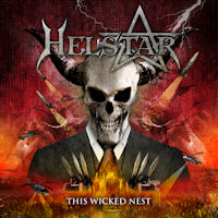 [Helstar This Wicked Nest Album Cover]