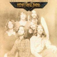 [Henry Paul Band Grey Ghost Album Cover]