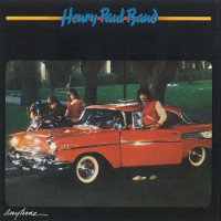 [Henry Paul Band Anytime Album Cover]