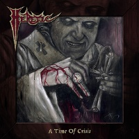 [Heretic A Time of Crisis Album Cover]