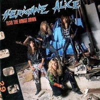 Hericane Alice Tear the House Down Album Cover