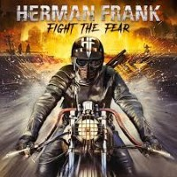 [Herman Frank Fight the Fear Album Cover]