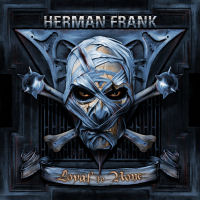 [Herman Frank Loyal To None Album Cover]