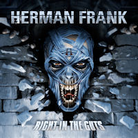 [Herman Frank Right In The Guts Album Cover]
