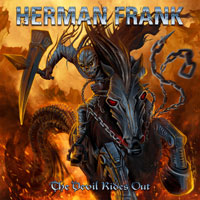 [Herman Frank The Devil Rides Out Album Cover]