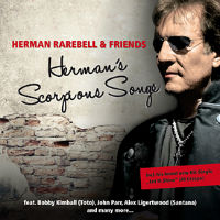 Herman Rarebell  Friends Herman's Scorpions Songs Album Cover