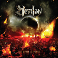 [Hevilan The End Of Time Album Cover]
